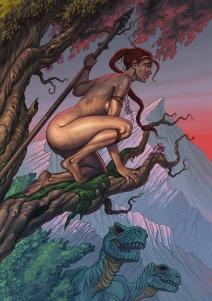 Thelana 2015 by Lipatov