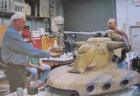 modeltanks