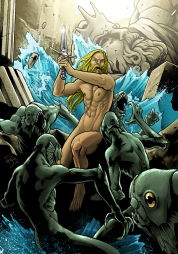 Xandr vs. the Merquid