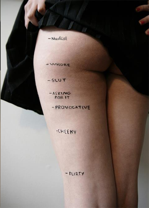 nudistskirt