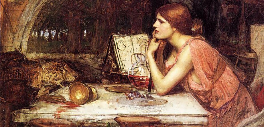 Wistful Witch of the West. Madeline Miller, Circe. New York… | by Elizabeth  Manwell | In Medias Res | Medium